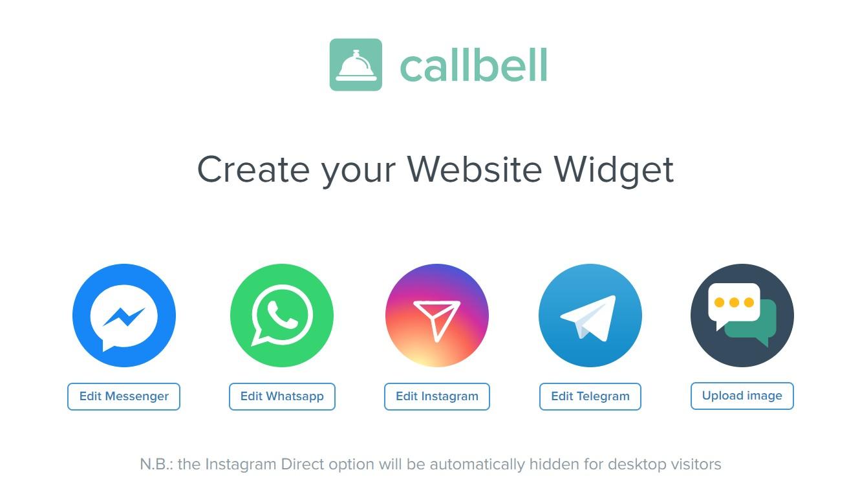 Callbell - Customer Communication via Messaging Apps