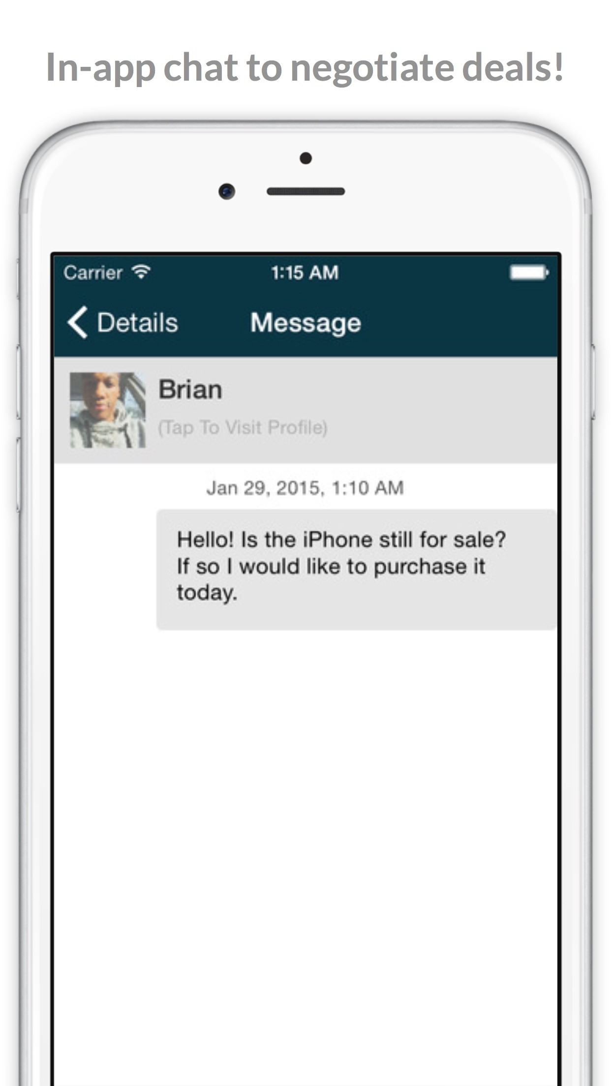 Instagram mets Craiglist-style App - Create your own social