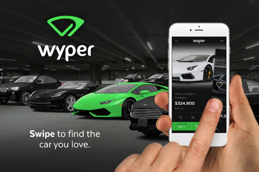 Car Shopping App >> Wyper Swipe Car Buying App Tinder For Cars The First