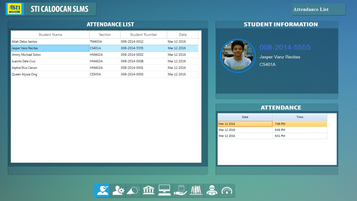 Smart Library Management System - A very Smart and