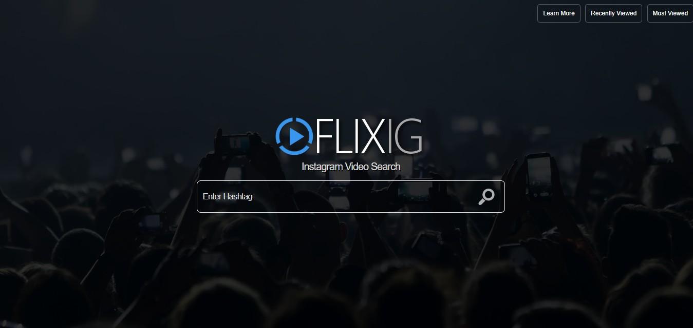 FlixIG com - Instagram Video Search - SideProjectors